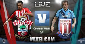 Resultado partido Southampton vs Stoke City en vivo y en directo online