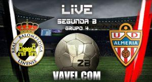 RB Linense - Almería B en directo online