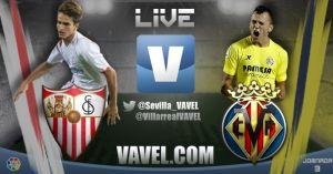 Resultado partido Sevilla FC vs Villarreal CF en vivo y en directo