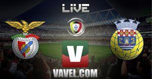 Benfica vs Arouca en vivo y en directo online