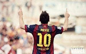 Messi, el 'killer' del Calderón