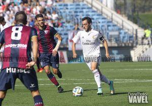 SD Huesca - Real Madrid Castilla: mantener la cabeza