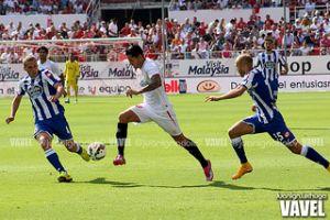 El Sevilla, acostumbrado a puntuar en Riazor