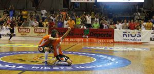 Aspil-Vidal se lleva el duelo navarro