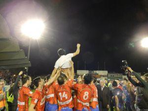 El Ourense reina en la Copa