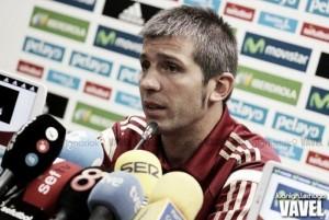 """Albert Celades: """"Ha sido un partido muy completo del equipo"""""""