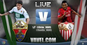 Elche CF vs Sevilla FC en vivo y en directo online