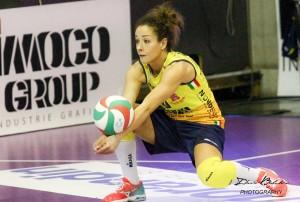 Volley F - L'Imoco Conegliano trionfa in Coppa Italia. De Gennaro è l'MVP della partita