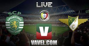 Sporting de Portugal vs Moreirense en vivo y en directo online