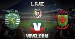 Sporting de Portugal vs Paços de Ferreira en vivo y en directo online