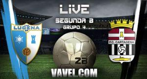 Lucena - Cartagena en directo online