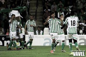 Real Betis - Barcelona B, puntuaciones del Real Betis: Jornada 12