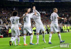 Repetir el 3-0 del año pasado le vale al Madrid