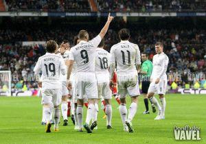 Real Madrid, el único en superar los cincuenta goles