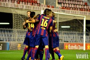 FC Barcelona B - RCD Mallorca: a remontar el vuelo