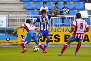 CD Lugo - Deportivo Alavés: lucha por engancharse a la zona noble