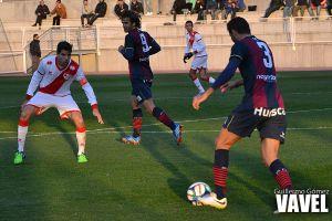 SD Huesca - Rayo Vallecano B:   las apariencias engañan