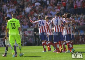 El Espanyol, víctima predilecta del Atlético de Madrid
