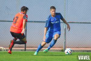 Carlos Vigaray vuelve a una convocatoria del primer equipo