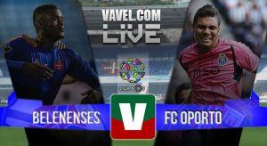 Resultado Belenenses vs Porto en la Liga Portuguesa 2015 (1-1)