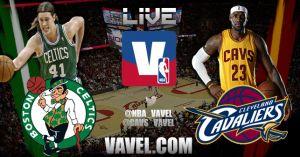 Boston Celtics vs Cleveland Cavaliers en vivo y en directo online
