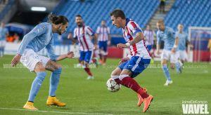 El Atlético de Madrid busca el gol