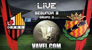 Reus vs Nàstic de Tarragona en directo online