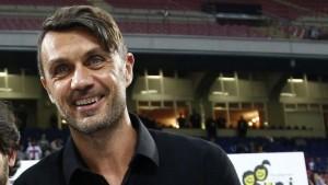 """Milan, Maldini elogia Gattuso: """"Mi ha sorpreso, è stato molto bravo"""""""