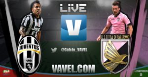 Resultado partido Juventus vs Palermo en vivo y en directo online