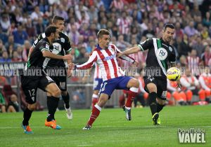 El Atlético se abona al empate a domicilio