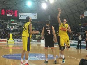 Serie A2, Babbo Natale regala la vittoria a Scafati: Reggio Calabria asfaltata