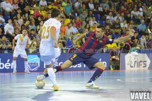 El Barcelona da espectáculo en el derbi