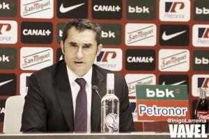 """Ernesto Valverde: """"Son tres puntos que saben a gloria"""""""