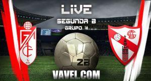 Granada 'B' - Sevilla Atlético en directo online