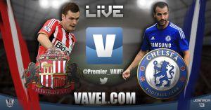Sunderland vs Chelsea en vivo y en directo online