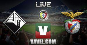 Académica vs Benfica en vivo y en directo online
