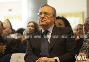 Florentino Pérez anuncia comparecencia en el Bernabéu