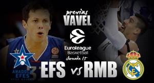 Previa Anadolu Efes - Real Madrid: Estambul es tierra maldita