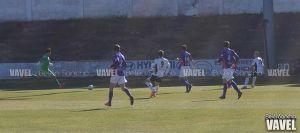 El Guadalajara vence por la mínima a la Real en un partido con poco fútbol