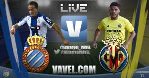 Espanyol vs Villarreal en vivo y en directo