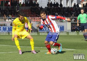 At. Madrid B - Trival Valderas: duelo en horas bajas
