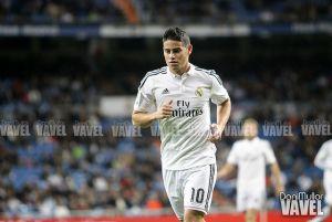 """James: """"Espero ganar todo con el Real Madrid"""""""