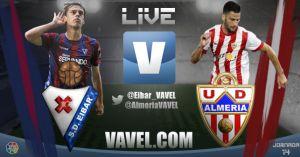 Eibar vs Almería en vivo y en directo online