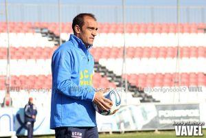 Eloy Jiménez no continuará en el UCAM Murcia CF