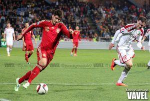 """Morata: """"Me he sentido bien pero me hubiera gustado ganar"""""""