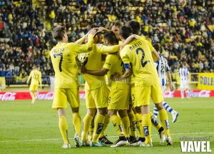 El Villarreal, hasta el final