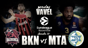 Baskonia - Maccabi FOX Tel Aviv: ¡esto no para!