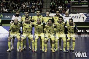 Copa de España 2015: cómo llega... Jaén Paraíso Interior