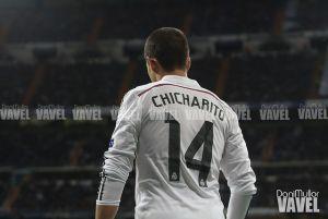 'Chicharito' se reivindica