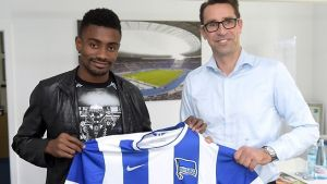 Kalou swaps Lille for Berlin